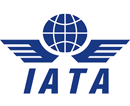 Pround Member of International Air Transport Association.