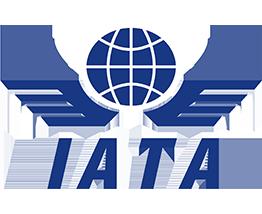Pround Member of International Air Transport Association.